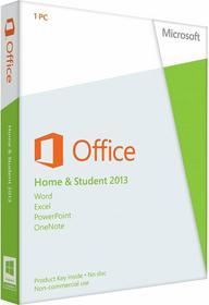 Microsoft Office 2013 Home and Student RT - dla użytkowników domowych i uczniów OLP NL Gov