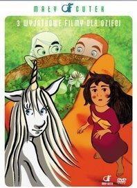 Mały Gutek: Mia i Migusie/Sekret Księgi z Kells/U Pakiet DVD