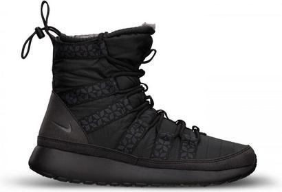 Nike Rosherun Hi Sneakers 615968-006 czarny