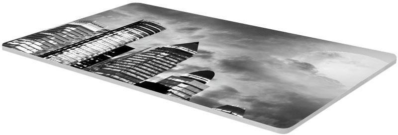 Deska VDB szklana MANHATTAN (wymiar 300x400) deska manhattan