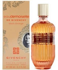 Givenchy Eaudemoiselle de Absolu dOranger 100 ml woda perfumowana