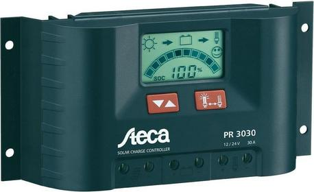 Steca Regulator ładowania do systemów solarnych PR 3030 30 A
