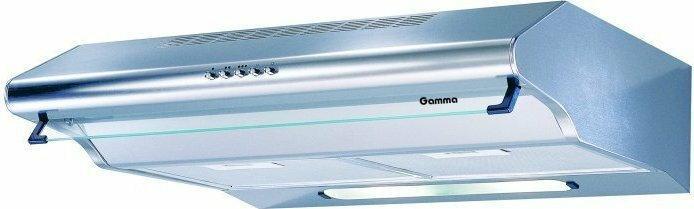 Gamma FS 301 Inox Alu