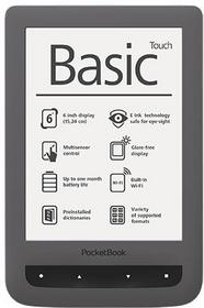 PocketBook 624 Basic Touch szary