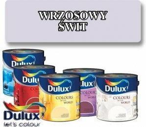 Dulux Kolory Świata WRZOSOWY ŚWIT 5L HAN09022