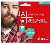 Starter PLUS GSM Ja + internet na kartę 15 PLN
