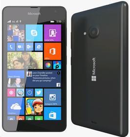 Microsoft Lumia 535 Czarny