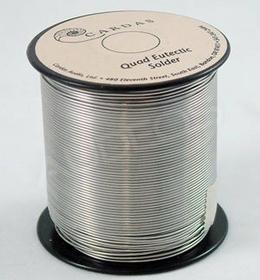 Cyna Cardas Silver Quad Eutectic ze srebrem