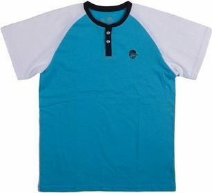 Neff T-shirt - Binary Youth Premium (BLUE)
