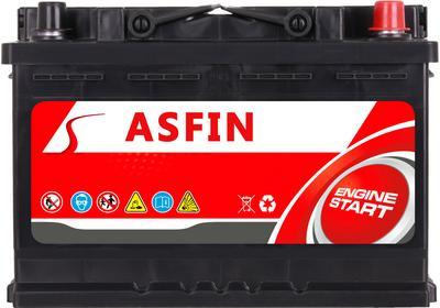 ASFIN 74Ah 640A (EN) P+