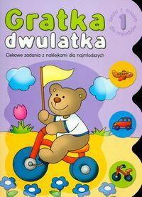 Bator Agnieszka Gratka dwulatka część 1