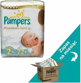 Pampers Premium Care 2 Mini 216 szt.