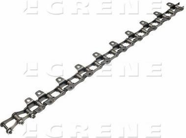 Łańcuch podajnika pochyłego środkowy Bizon 506005084