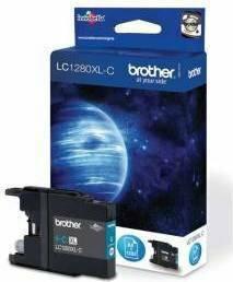 Tusz orginalny LC1280XLC niebieski