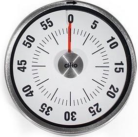 Cilio PURE Minutnik 8 cm - Czarny