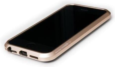 InnerExile Wytrzymała obudowa bumper Edge Aluminium hybrid case dla Apple iPhone
