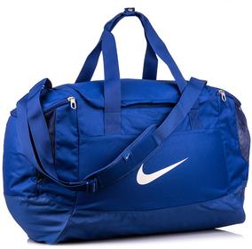 Nike Torba sportowa Club Team Swoosh Medium 52 - niebieski