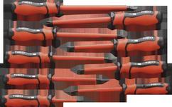 NEO-TOOLS Zestaw wkrętaków 1000V, 9 szt. 04-261