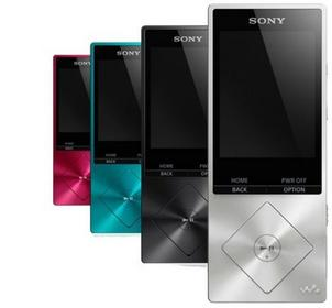 Sony NW-A25