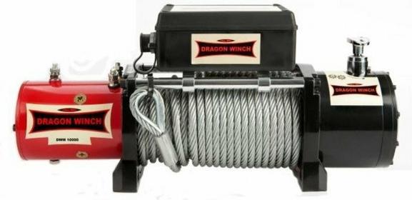 Dragon Winch 559 559 Wyciągarka samochodowa Maverick DWM 10000 HD 1