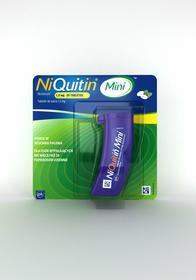 GlaxoSmithKline NiQuitin Mini 1,5mg 20 szt.
