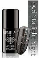 Semilac Lakier hybrydowy 096 Starlight Night