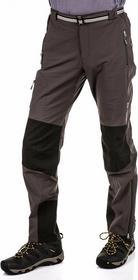 Milo Spodnie trekkingowe męskie Dru - Grey