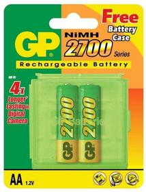 GP Rechargeable 2700 mAh