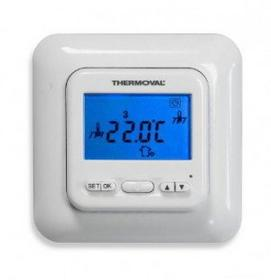 Thermoval Regulator temperatury TVT 04 - dwuczujnikowy, programowalny