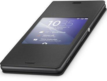 Sony Futerał View Cover SCR24 do Xperia Z3 z okienkiem kolor: czarny