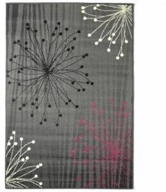 Family Fabrics Dywan Modern 160x230 616 Szary