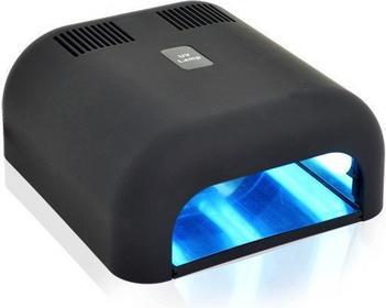 Activ Lampa UV 36W Timer Soft Black Z Wysuwanym Dnem lampauv36wtimersoftblack