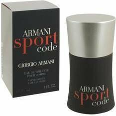 Giorgio Armani Code Sport Woda toaletowa 75ml