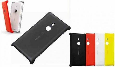 Nokia Obudowa CC-3065 do Lumia 925 kolor: czarny