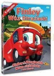 Cass Film Finley wóz strażacki - Nowa ciężarówka i inne historie DVD