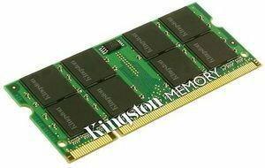 IBM Pamięć RAM2GB 667 MHz do Thinkpad R60 KTL-TP667/2G
