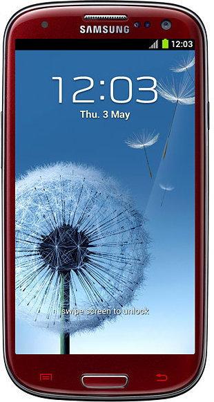Samsung Galaxy S3 i9300 Biały