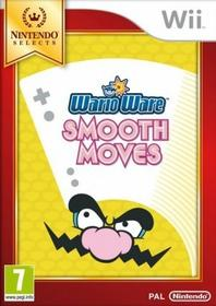 Wario Ware Smooth Moves Selects Wii