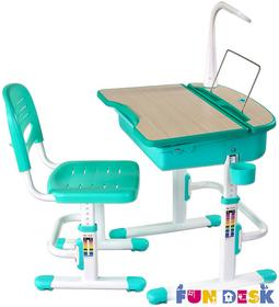 Fun Desk Capri Green