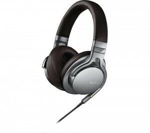 Sony MDR-1AS Srebrny