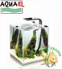 Aquael SHRIMP SET SMART 30 l BLACK - 29x29x35cm