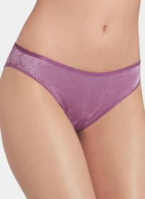 Triumph Body Make-up Magic Wire Tai Floral fioletowy