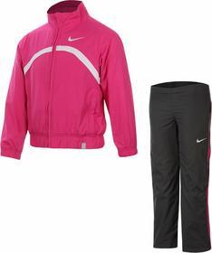 Nike dres tenisowy dziewczęcy BORDER WARM UP / 449182-684 TUNJ-423 / 449182-684