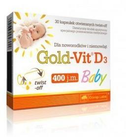 Olimp Gold-Vit D3 Baby 30 Kapsułek