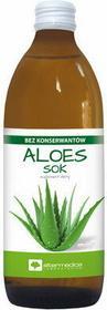 Alter Medica Aloes Sok z Aloesu bez konserwantów 500ml