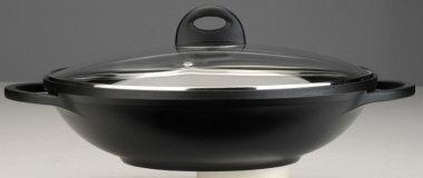 Berghoff Wok Cook&Co Green Ceramic 32cm - 2801284