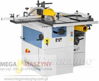 BERNARDO Uniwersalna maszyna wieloczynnościowa CWM 250 Top / 400 V