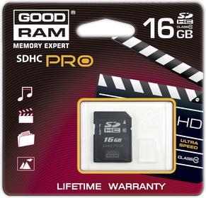 Goodram SDHC Class 10 16GB