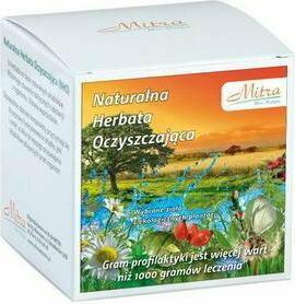 MITRA Naturalna Herbata Oczyszczająca 30x2g