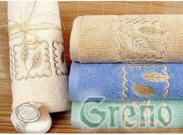Greno Bawełniany Ręcznik Podręczny Gracja 30x50cm